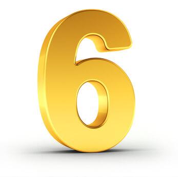6 Succesfactoren