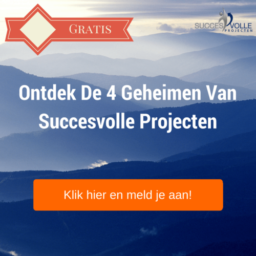Succesvolle projecten Webinar